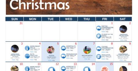 calendar November elsis