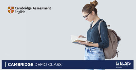 ELSIS_event_cambridge_Demo class
