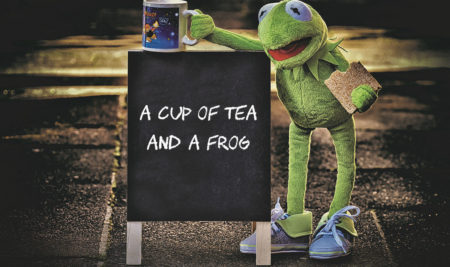 Doctor Ian's English Clinic – A Cup of Tea and a Frog